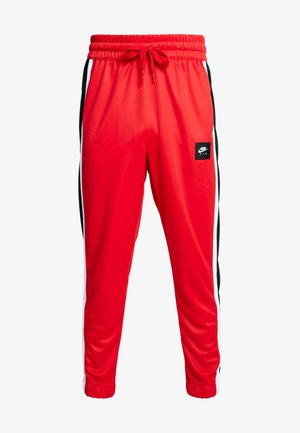 AIR PANT - Pantalones deportivos - university red/black/white