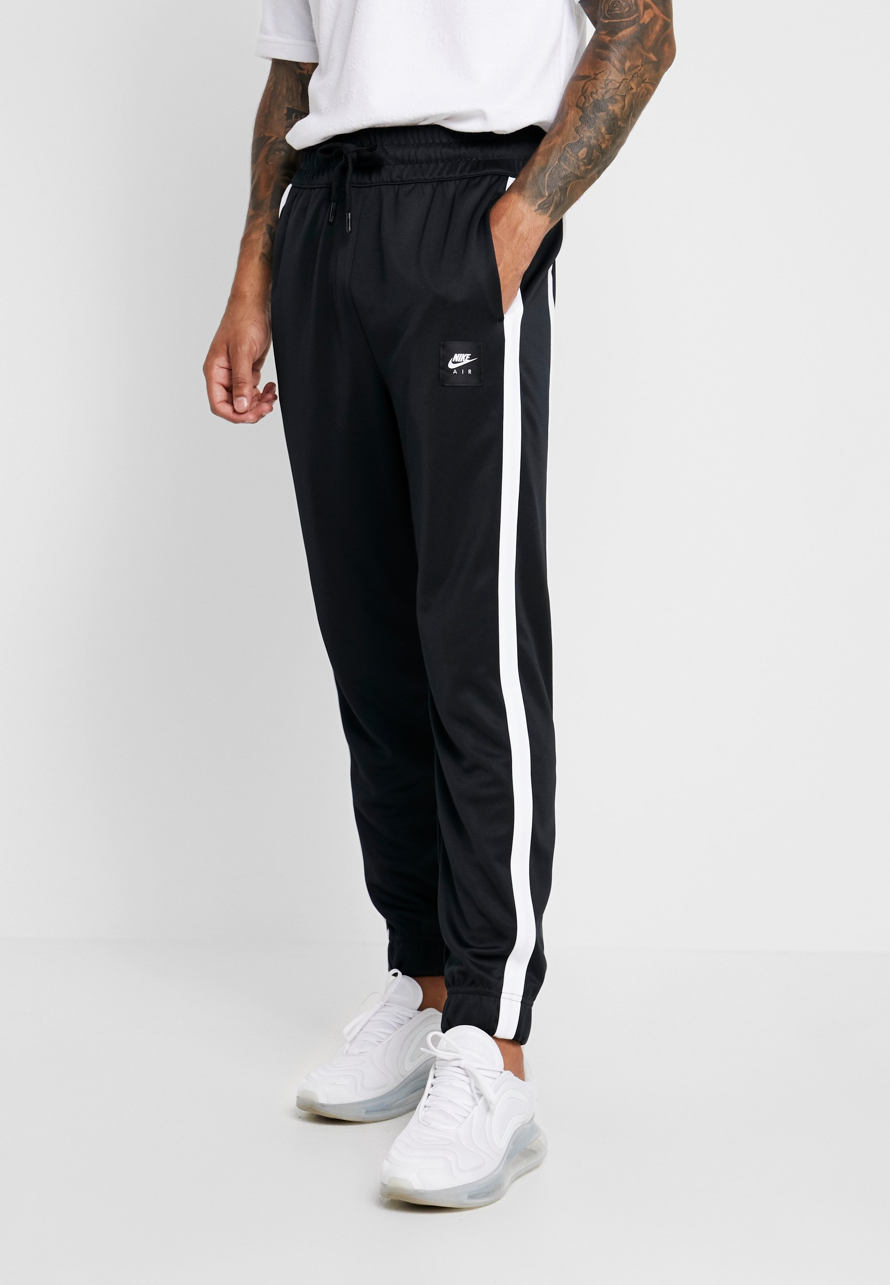 Nike PantPantalon Sportswear Black De Air white Survêtement kOXZTPiu