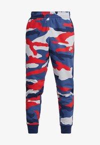 Nike Sportswear - CLUB  - Joggebukse - wolf grey/midnight navy/summit white - 4