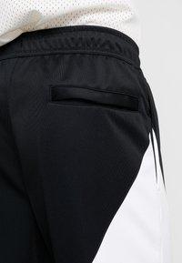 Nike Sportswear - PANT - Tracksuit bottoms - black/white - 5