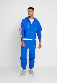 Nike Sportswear - PANT - Trainingsbroek - game royal/pink gaze/white - 1