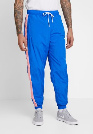 PANT - Pantaloni sportivi - game royal/pink gaze/white