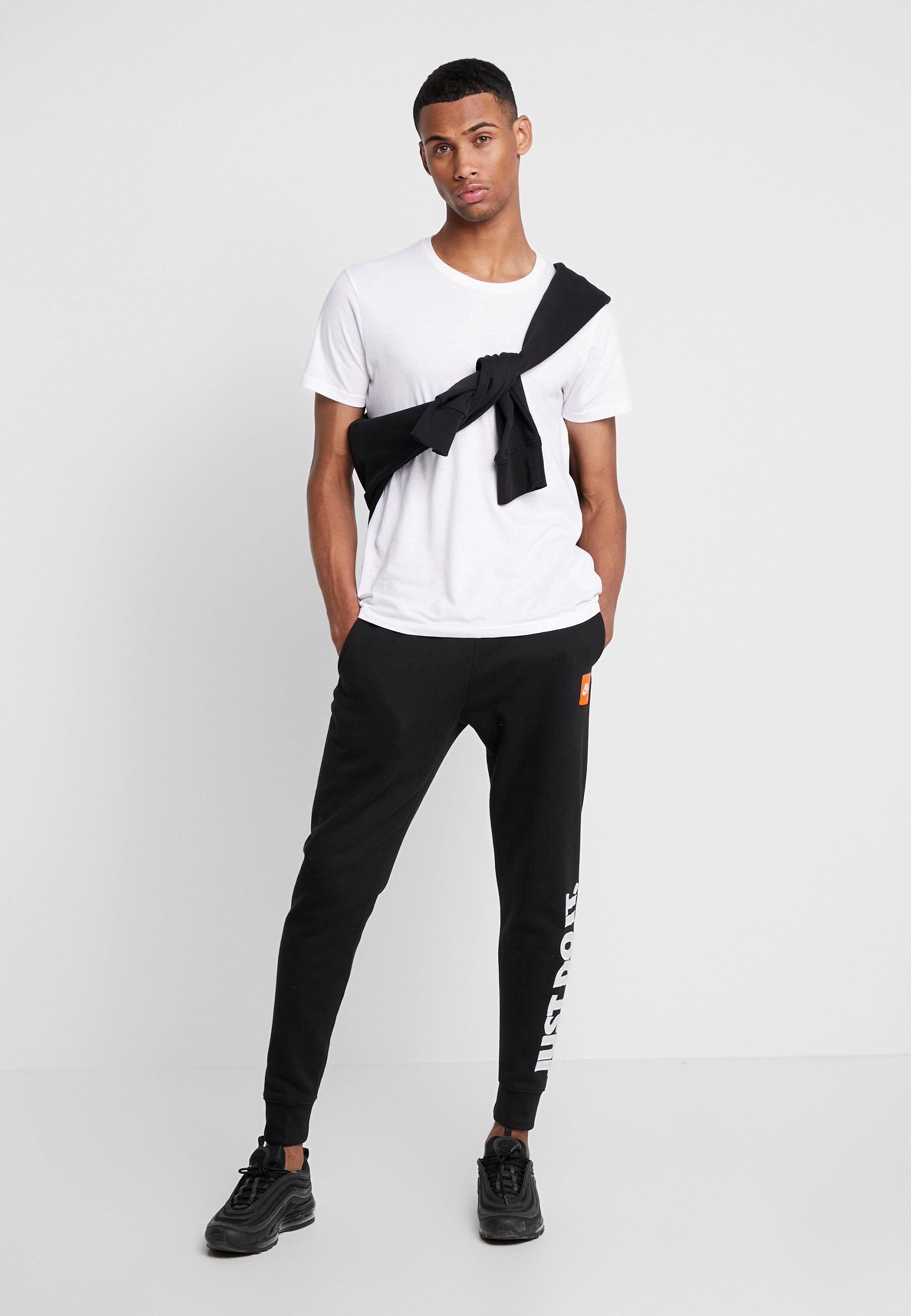 Nike Sportswear PANT - Spodnie treningowe - black
