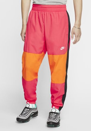 ISSUE PANT - Träningsbyxor - bright ceramic/black/white