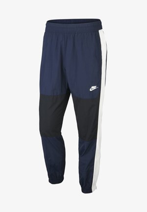 ISSUE PANT - Pantalon de survêtement - obsidian/black/white