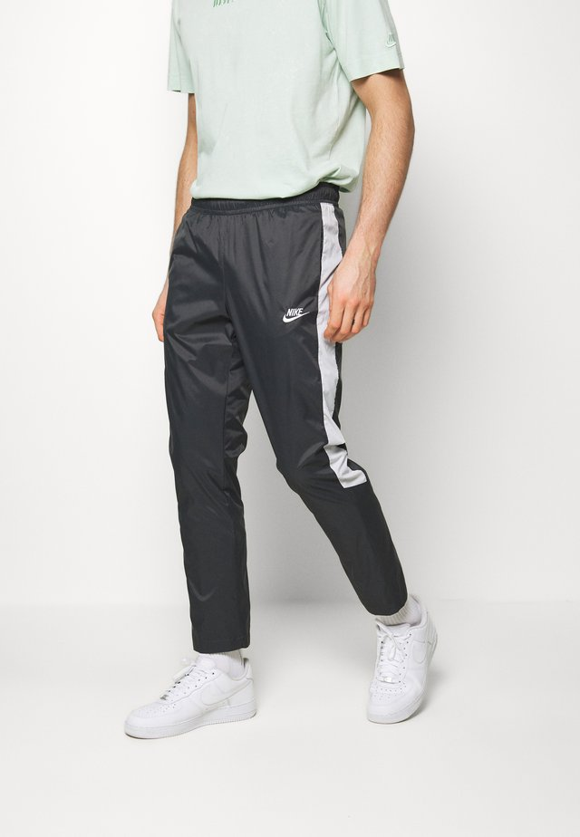 Trainingsbroek - anthracite/vast grey/white