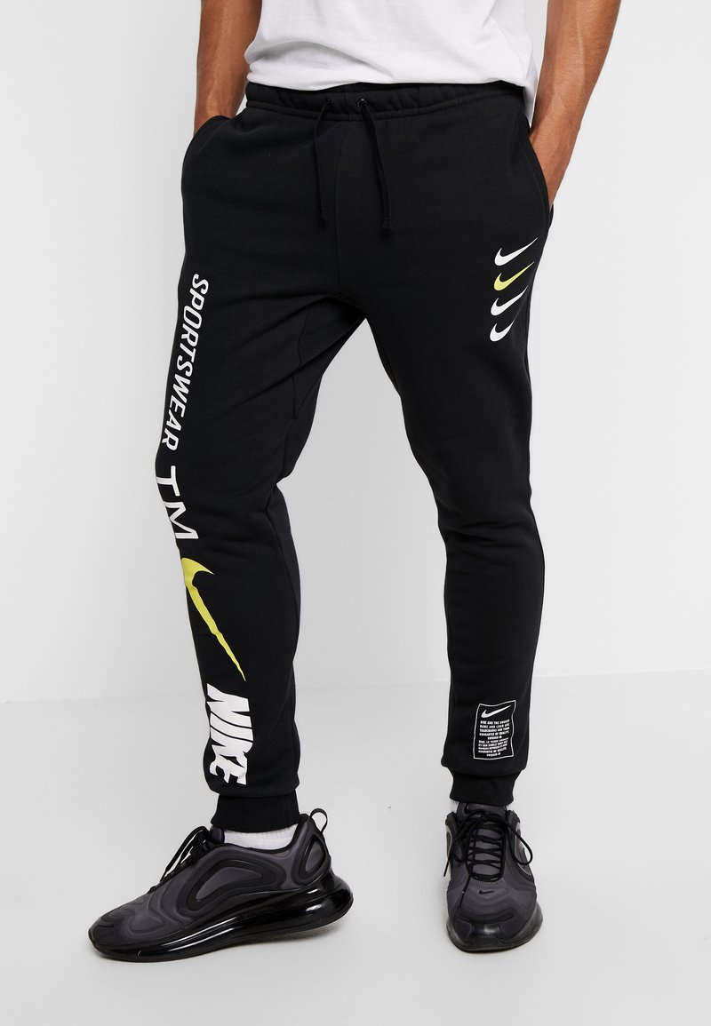 Nike Sportswear - CLUB - Jogginghose - black
