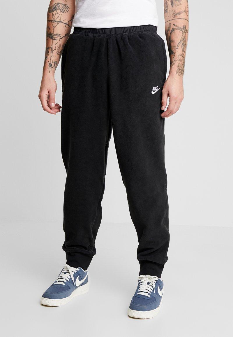 Nike Sportswear - PANT WINTER - Tracksuit bottoms - black/black/white