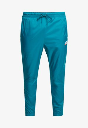 PANT PATCH - Verryttelyhousut - geode teal
