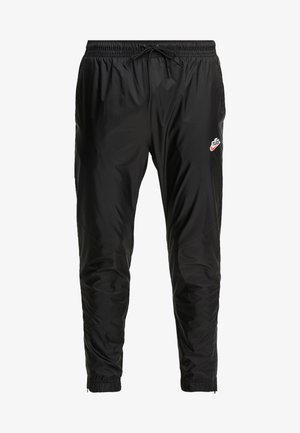 PANT PATCH - Tracksuit bottoms - black