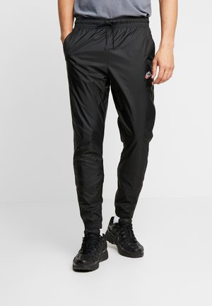 PANT PATCH - Tracksuit bottoms - black