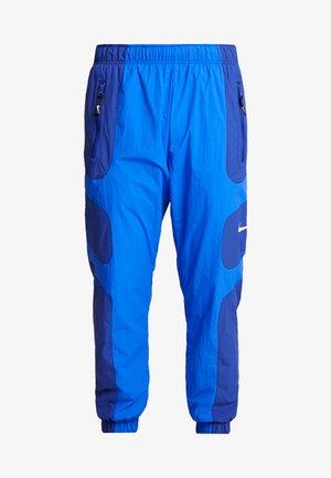 RE-ISSUE PANT  - Verryttelyhousut - deep royal blue/hyper royal/white