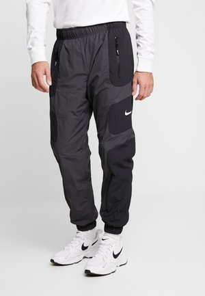 RE-ISSUE - Tracksuit bottoms - black/anthracite/white