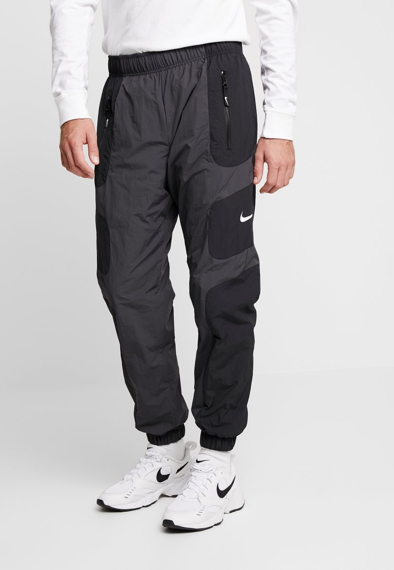 Nike Sportswear - RE-ISSUE PANT  - Pantalon de survêtement - black/anthracite/white