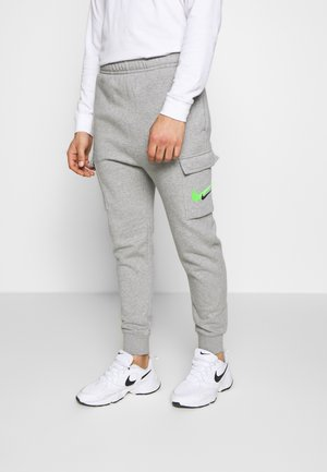 PANT CARGO - Tracksuit bottoms - grey heather