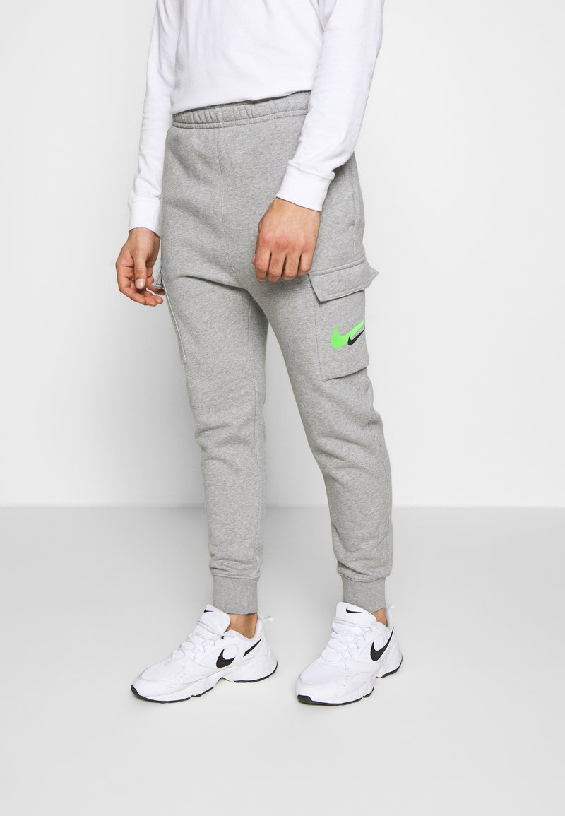 Nike Sportswear - PANT CARGO - Tracksuit bottoms - grey heather