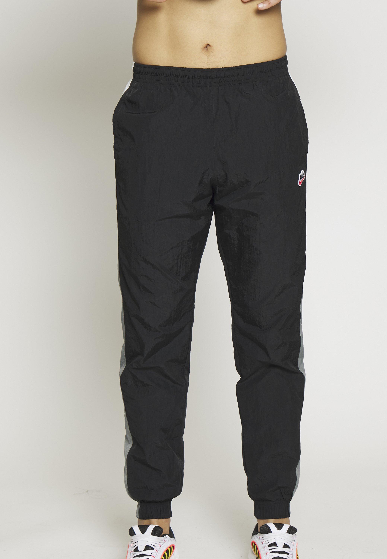 Nike Sportswear Pant Signature - Pantalon De Survêtement Black/smoke Grey/summit White