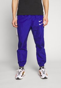 Nike Sportswear - Verryttelyhousut - deep royal blue/white - 0