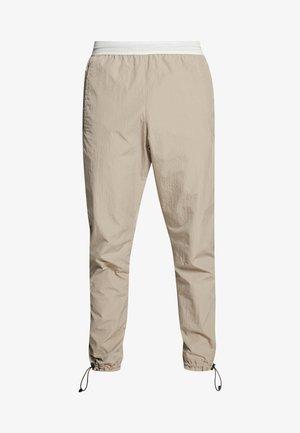 Spodnie treningowe - khaki/light bone