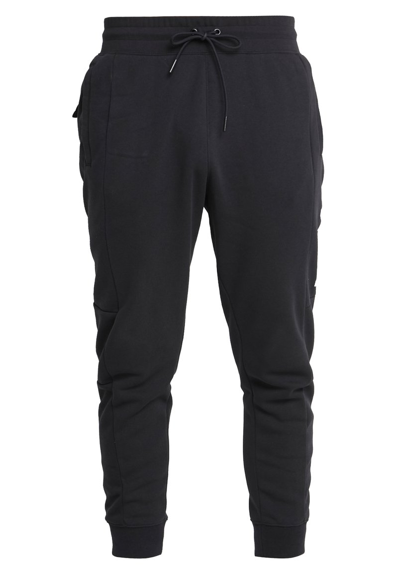 Nike Sportswear - M NSW NIKE AIR PANT FLC - Pantalones deportivos - black/university red