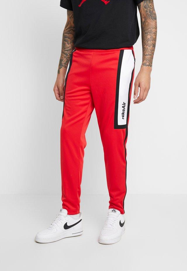 M NSW NIKE AIR PANT PK - Teplákové kalhoty - university red/black/white