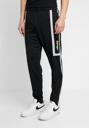 M NSW NIKE AIR PANT PK - Verryttelyhousut - black/smoke grey