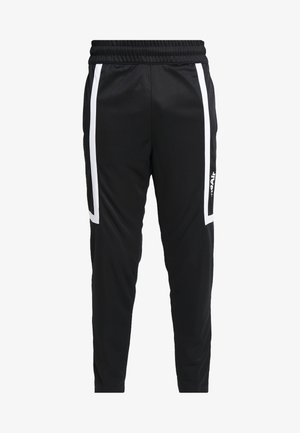 M NSW NIKE AIR PANT PK - Verryttelyhousut - black/white