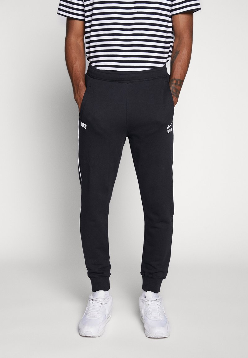 Nike Sportswear - Nike Sportswear DNA French-Terry-Jogger für Herren - Trainingsbroek - black/white
