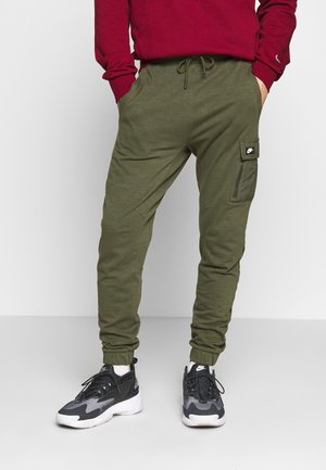 ME PANT - Pantaloni sportivi - cargo khaki
