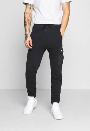 ME PANT - Tracksuit bottoms - black oxidized