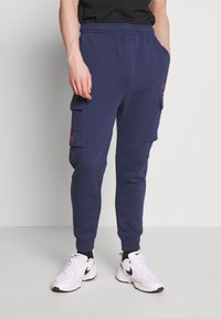 Nike Sportswear - Tracksuit bottoms - midnight navy - 0
