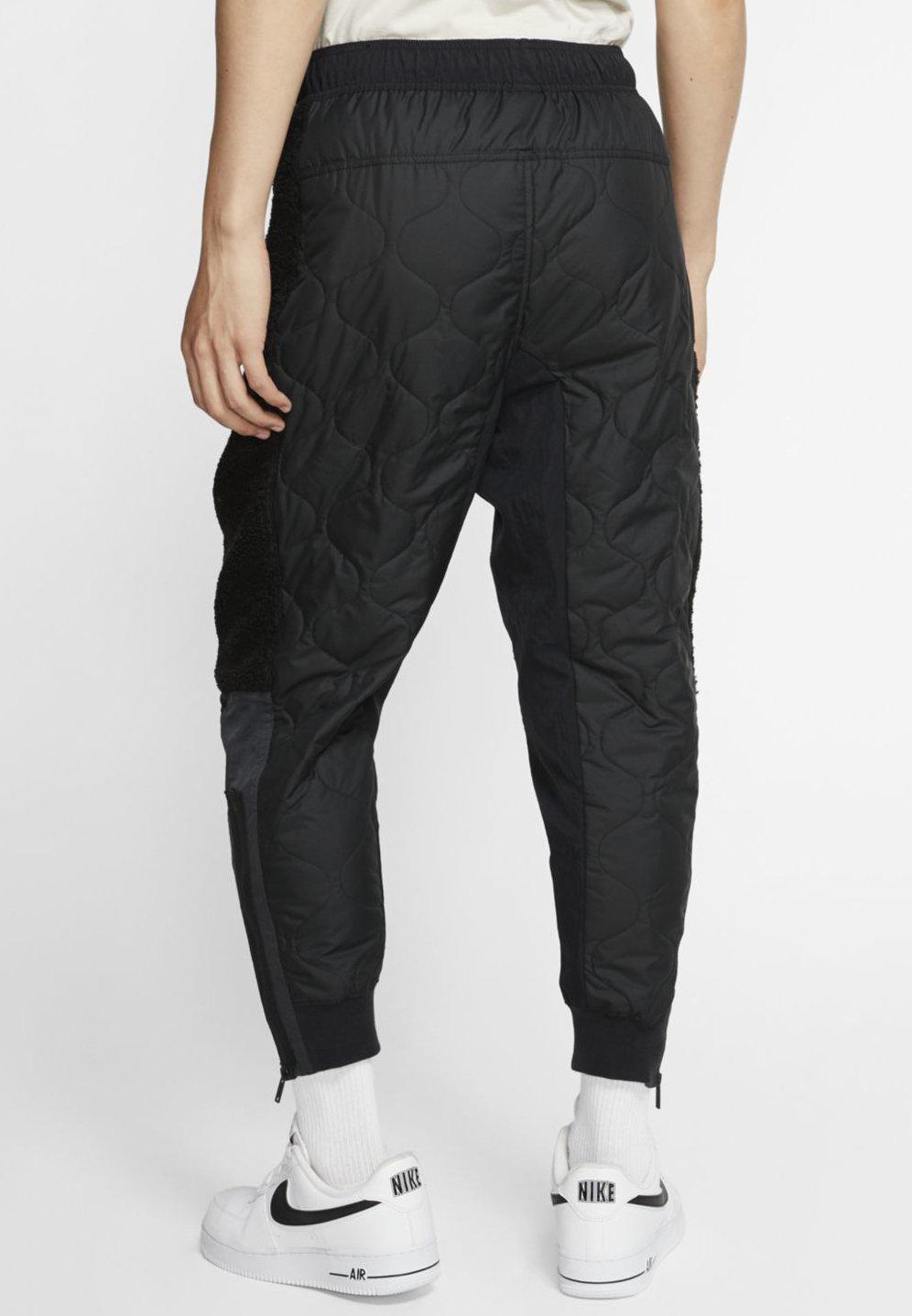 Nike Sportswear Spodnie treningowe - black
