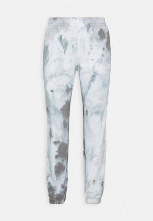 Spodnie treningowe - smoke grey/iron grey/white