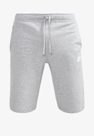 CLUB - Verryttelyhousut - grau/weiß