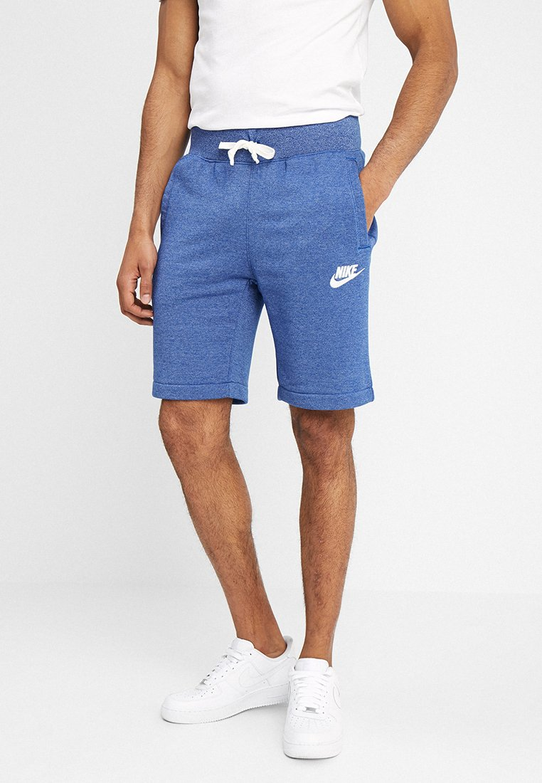 Nike Sportswear - HERITAGE - Shorts - indigo force/heather/sail