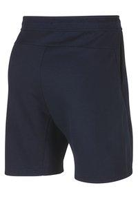 Nike Sportswear - TCH FLC - Short - dark blue - 1