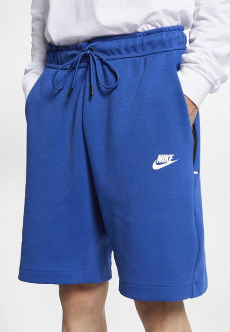 Nike Sportswear - TCH FLC - Jogginghose - indigo force/white