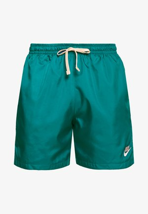 FLOW - Shorts - bright spruce/washed coral