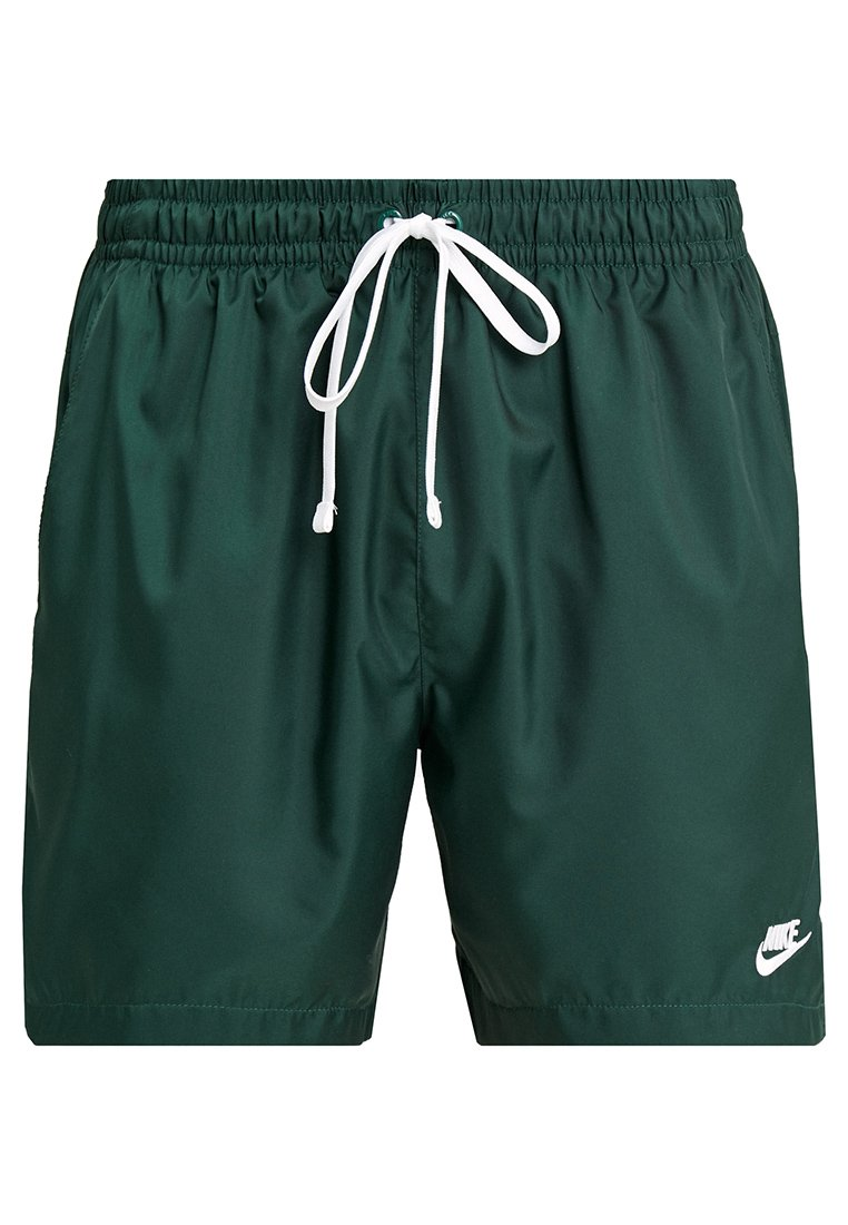FLOW Short dark green