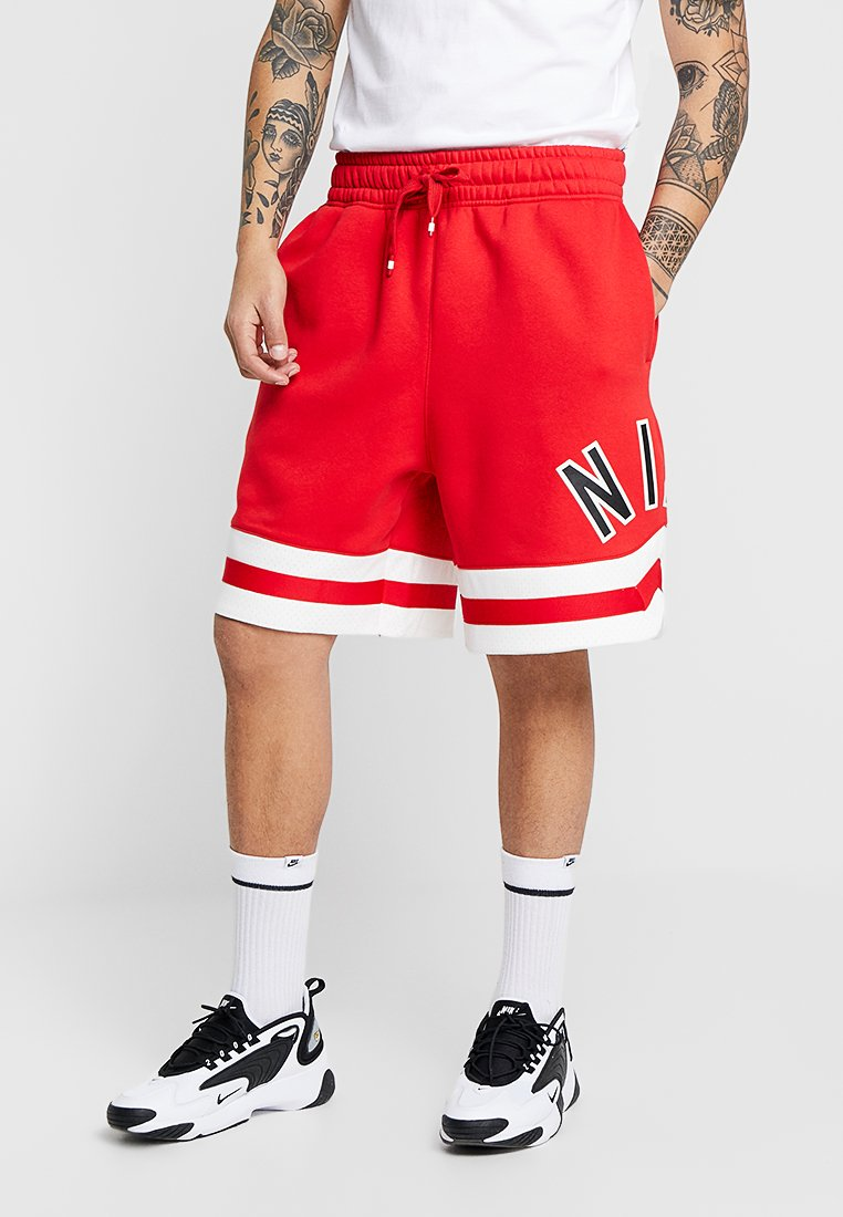Nike Sportswear - AIR - Pantalones deportivos - university red/sail