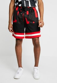 Nike Sportswear - AIR - Shorts - university red/black - 0