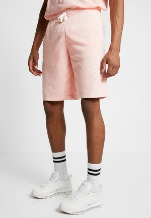 WASH - Tracksuit bottoms - bleached coral