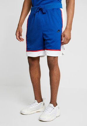 Shorts - indigo force/white/university red/black
