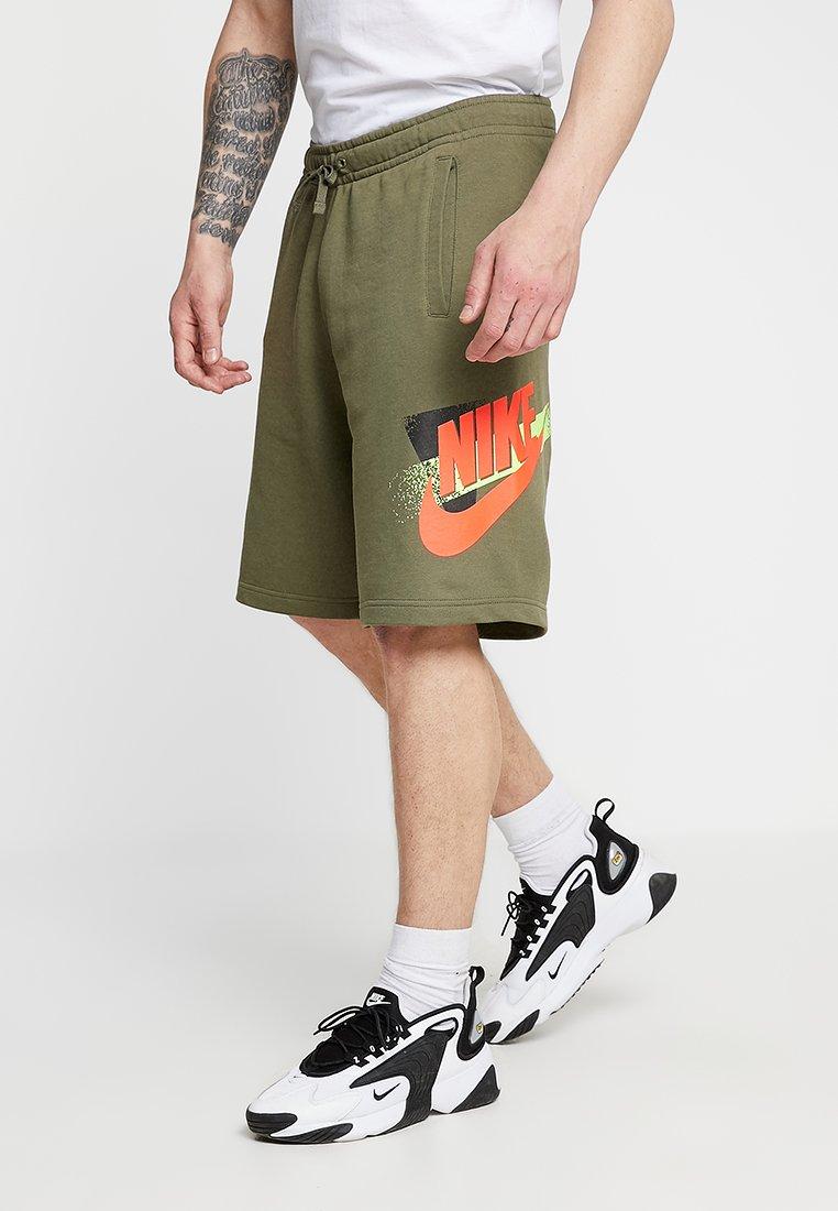 Nike Sportswear - Pantalon de survêtement - medium olive