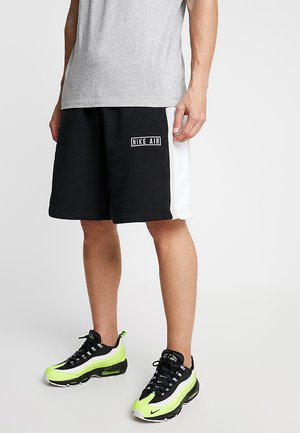 AIR - Shorts - black/white/grey heather