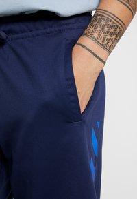Nike Sportswear - SUBSET - Träningsbyxor - midnight navy/black - 5