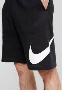 Nike Sportswear - Shorts - black/white - 3