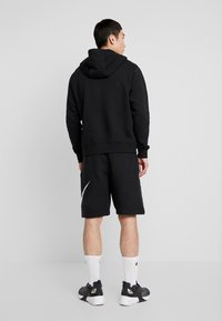 Nike Sportswear - Shortsit - black/white - 2