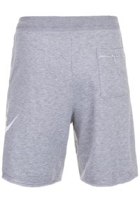 Nike Sportswear - ALUMNI  - Shorts - grey/white - 1