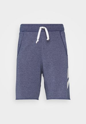 Shorts - blue void